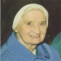 Sister Ellen Marie Coburn