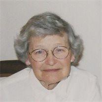 Isabel (Myers) Stevenson