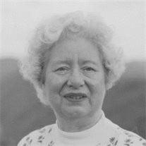 Jean Edna (Robbins) Hughes