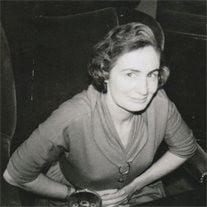 "Margaret Ann ""Peggy"" (McClintock) Greenwood"