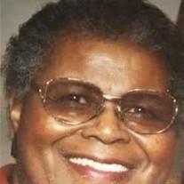Ms. Fannie Louise West
