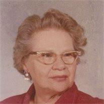 Bernice (Wilson) Swanson