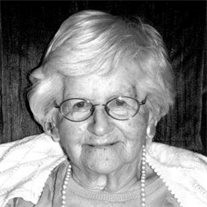 Doris (Anderson) Zefting
