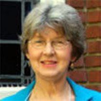 Rev. Nancy Elizabeth (Hanks) Allen