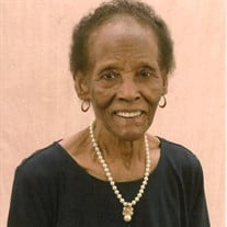 Mrs. Thelma Stout