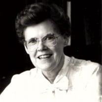 Constance W. Gangwer