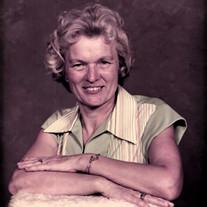 Melba Wells Browning