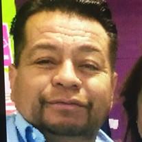 """Alfredo  """"Freddy"""" Hinojos Jr."""