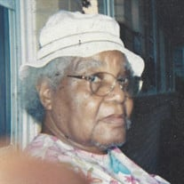 Mildred Lucille Pitts