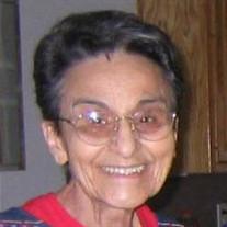 Frances Victoria Spiers