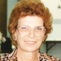 Wanda Jean Maxey