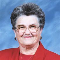 Pattie Sue Blanton of Shiloh, TN