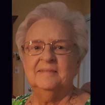 Mrs. Carolyn Zobrist Dean
