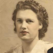 Ophelia Holmes Jordan