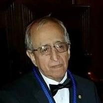 Julio Efrain Dominguez-Zavaleta SR