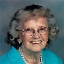 "Ruth L. ""Ruthie"" Detwiler Coughenour"