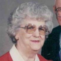 Eleanor M. Reinoehl