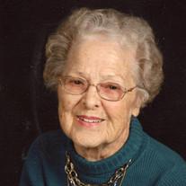 Dorothy (Dottie) Durham Ward
