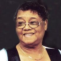 Mrs. Ella McKinney