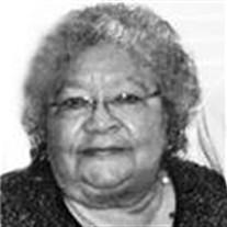 Margaret Parker James
