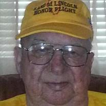 Harold Edgar McHenry