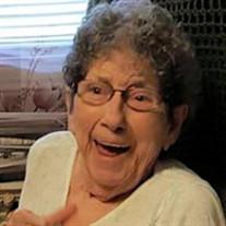 Wilma Tidwell Hodges