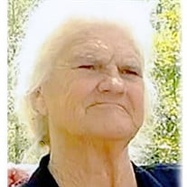 "Mary  Alice ""Peggy"" Jerrolds"