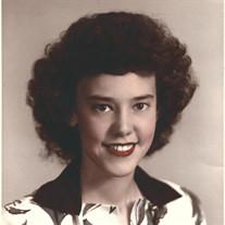 Clara Mae Foddrill