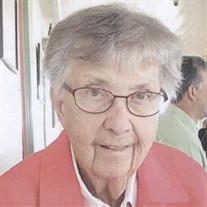 Mrs. Janet Christie Bickert