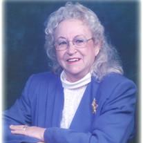 Shirley Marcella Baldridge Bentley