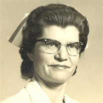 Mrs. Nancy Black Ray