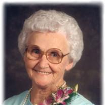 Frances Dickey Berry, 101, Waynesboro, TN