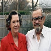 Sara O. and Charles Copeland