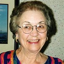 Mrs. Mary Lena Quisenberry