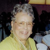 Margaret Buford