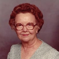 Mary Kirkham Tucker