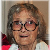 Clara Mae Conlogue
