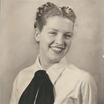 Mrs. Jeanette Quarles Shugart