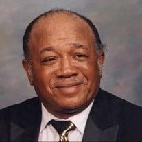 Rev. Dr. Felton Williams Jr.