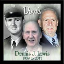 Dennis John Lewis