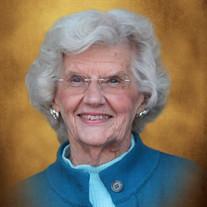 Mrs. Rosella J. Reeves