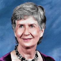 Marian Eloise Wilson Wicker