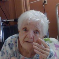 Joyce Ann Evans Talley Waits