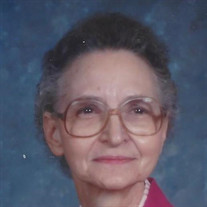 Mrs. Caroline Mize Chandler