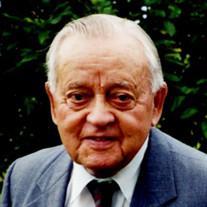 Merrill J. Yoder