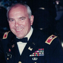 Col. Alan J. Berg, Ret.  U.S. Army