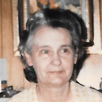 Mrs. Beulah Mae Clark