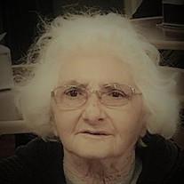 Hilda Mary Bourgeois