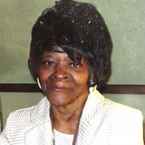 "Evelyn ""Dena"" J. Rutledge"