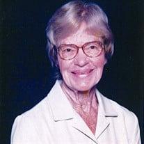 Gloria Burgett Webster
